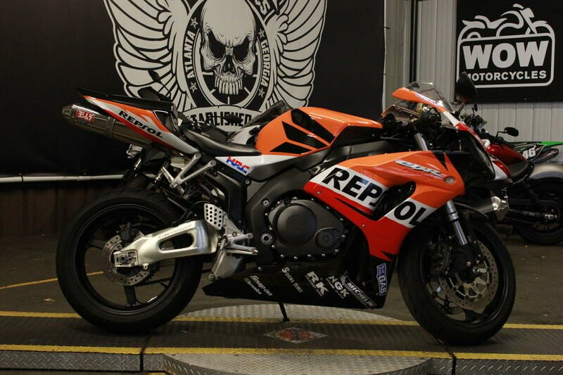 2006 Honda CBR1000RR Motorcycles for Sale - Motorcycles on