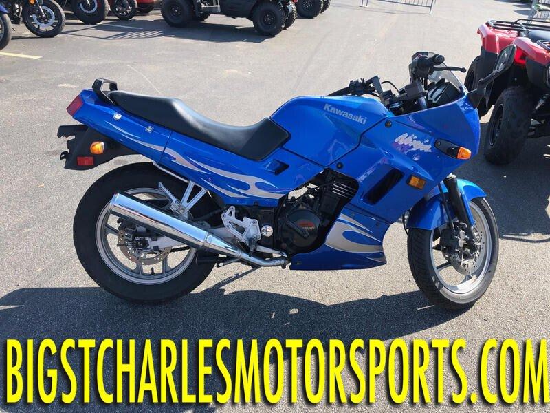 2007 Kawasaki Ninja 250r For Sale Near St Charles Missouri