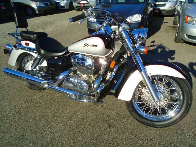 2004 Honda Shadow Motorcycles For Sale Motorcycles On Autotrader