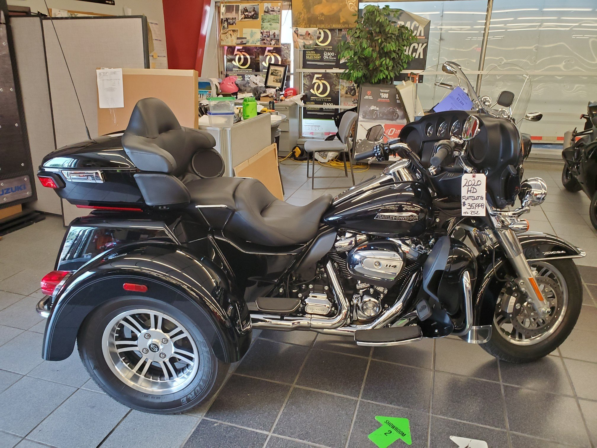 2020 Harley Davidson Trike Tri Glide Ultra For Sale Near Decatur Illinois 62526 Motorcycles On Autotrader