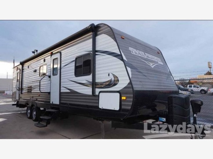 2016 Heartland RVs trail runner