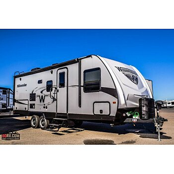 2018 Winnebago Minnie 2201DS for sale 300148260