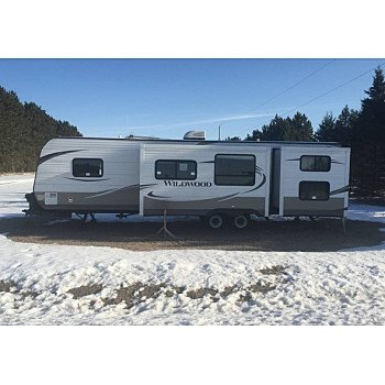 2014 Forest River Wildwood for sale 300164309