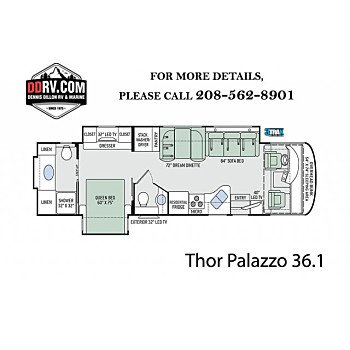 2019 Thor Palazzo for sale 300166084