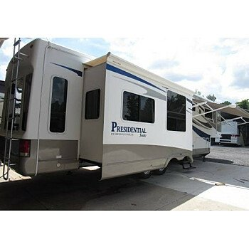 2007 Holiday Rambler Presidential for sale 300170331