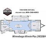 2019 Winnebago Minnie for sale 300179929