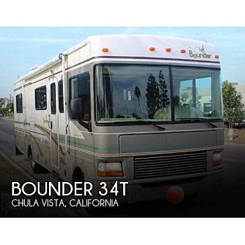 2000 Fleetwood Bounder for sale 300181511