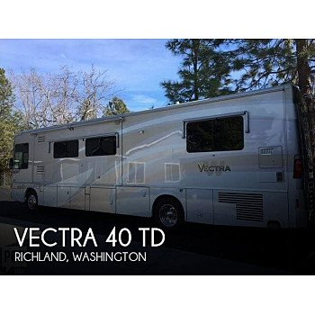 2008 Winnebago Vectra for sale 300182022