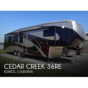2013 Forest River Cedar Creek for sale 300182090