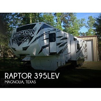 2013 Keystone Raptor for sale 300182348