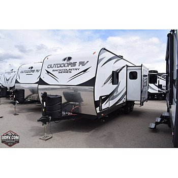 2019 Outdoors RV Mountain Trax for sale 300182878