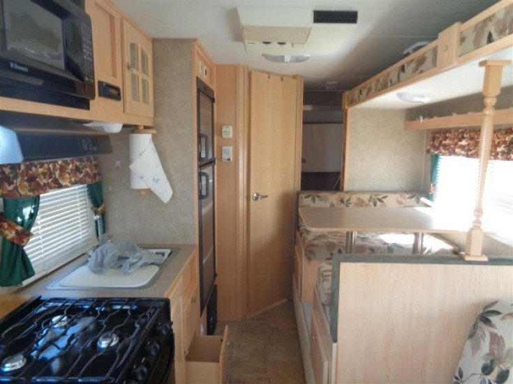 2005 Starcraft RV travel star