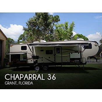 2015 Coachmen Chaparral for sale 300186208