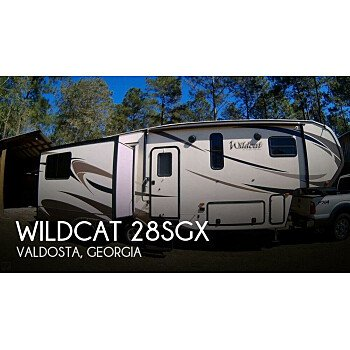 2016 Forest River Wildcat for sale 300186609