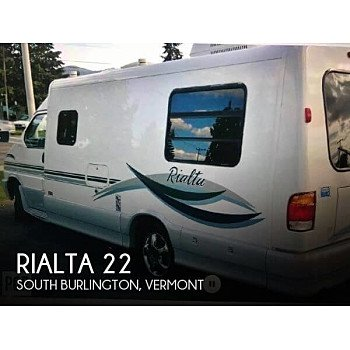 2003 Winnebago Rialta for sale 300188372