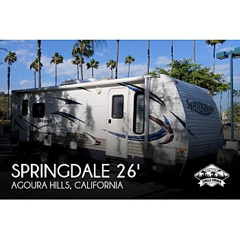 2012 Keystone Springdale for sale 300188858