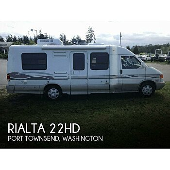 1999 Winnebago Rialta for sale 300189155
