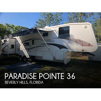 2006 Crossroads Paradise Pointe for sale 300189649