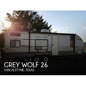 2014 Forest River Grey Wolf for sale 300190038