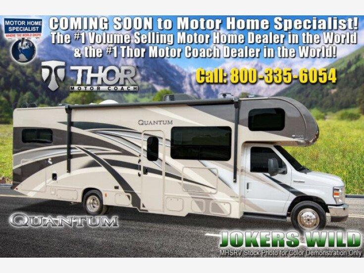 2020 Thor Quantum for sale near Alvarado, Texas 76009 - RVs on