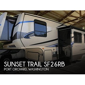 2015 Crossroads Sunset Trail for sale 300191028