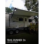 2015 Heartland Trail Runner for sale 300191216