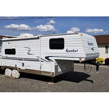 2004 Komfort Trailblazer for sale 300191429