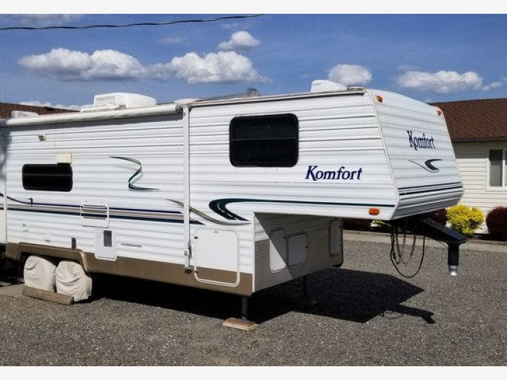 2004 Dutchmen RV trailblazer