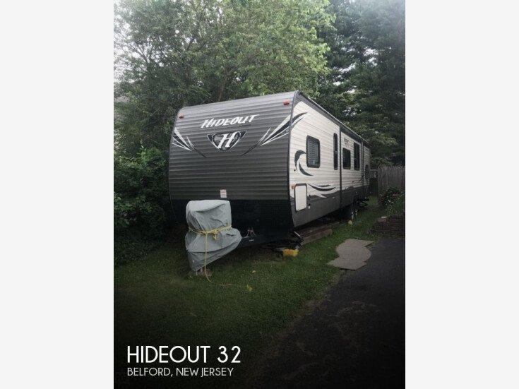 2016 Keystone RV hideout