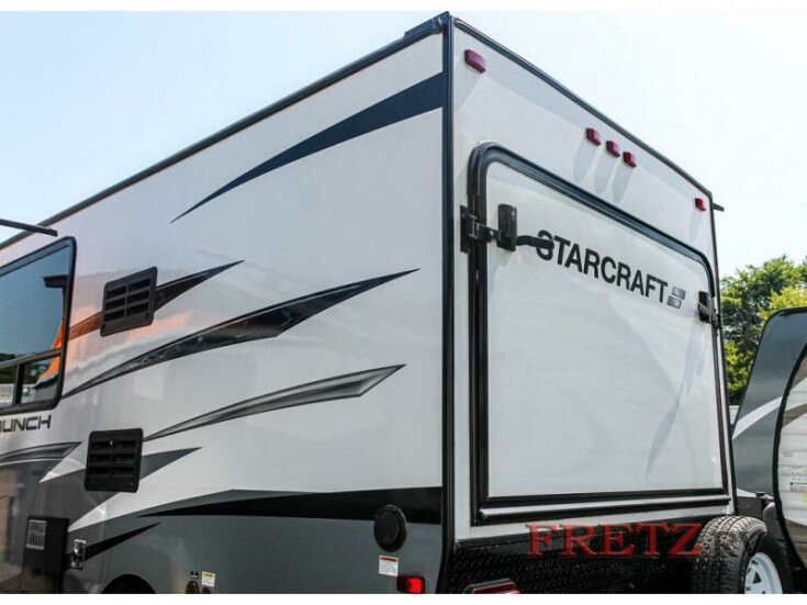 2018 Starcraft RV launch