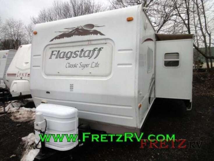 2009 Forest River flagstaff