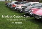 Don Maddox Classic Cars