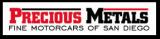 Precious Metals Fine Motor Cars of San Diego www.PMautos.com